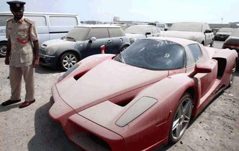 654 Confiscated Cars In Dubai To Be Sold After May 25 Khaleej Times