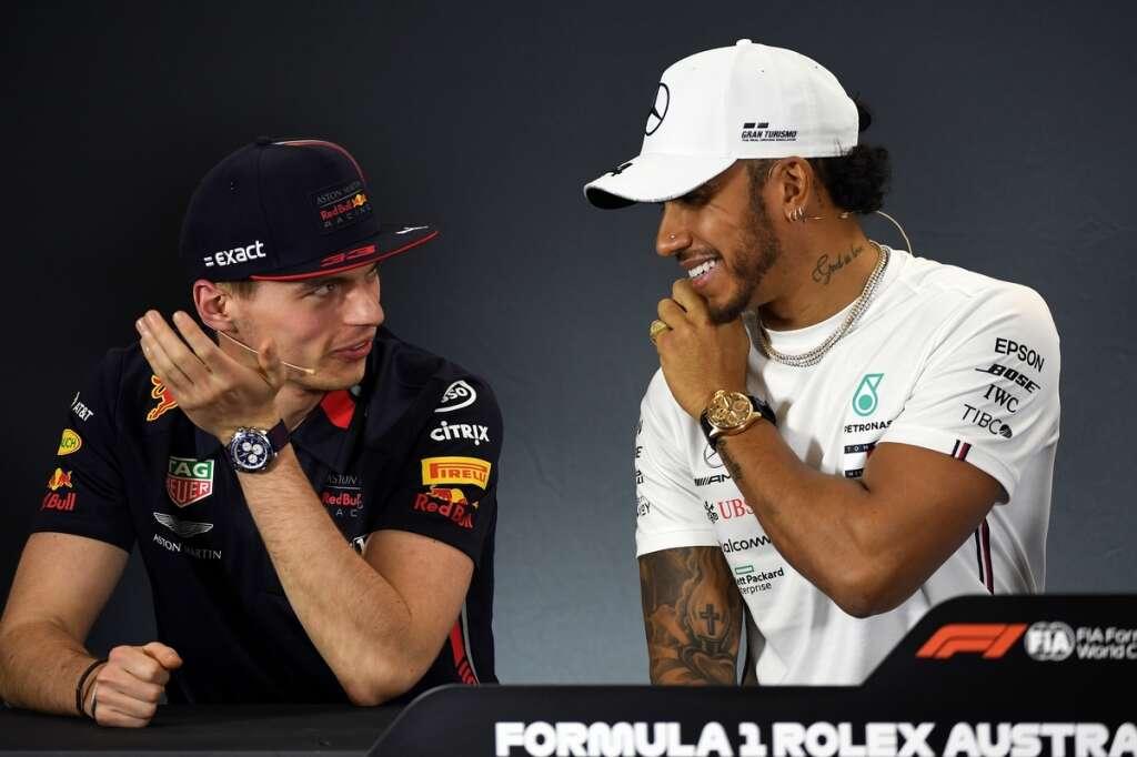 Verstappen says he can dethrone Hamilton