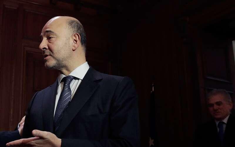 No global meltdown: EU economic chief