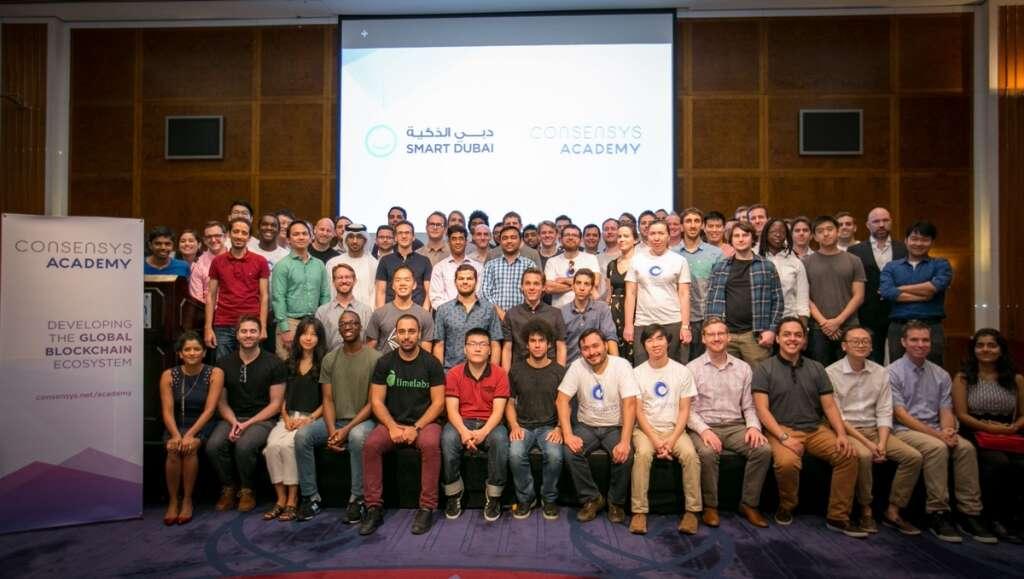 Dubai hosts graduation of Ethereum Blockchain Developers