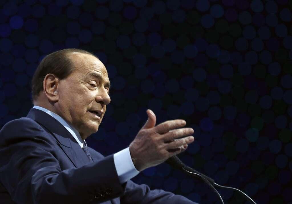 Italy, Berlusconi