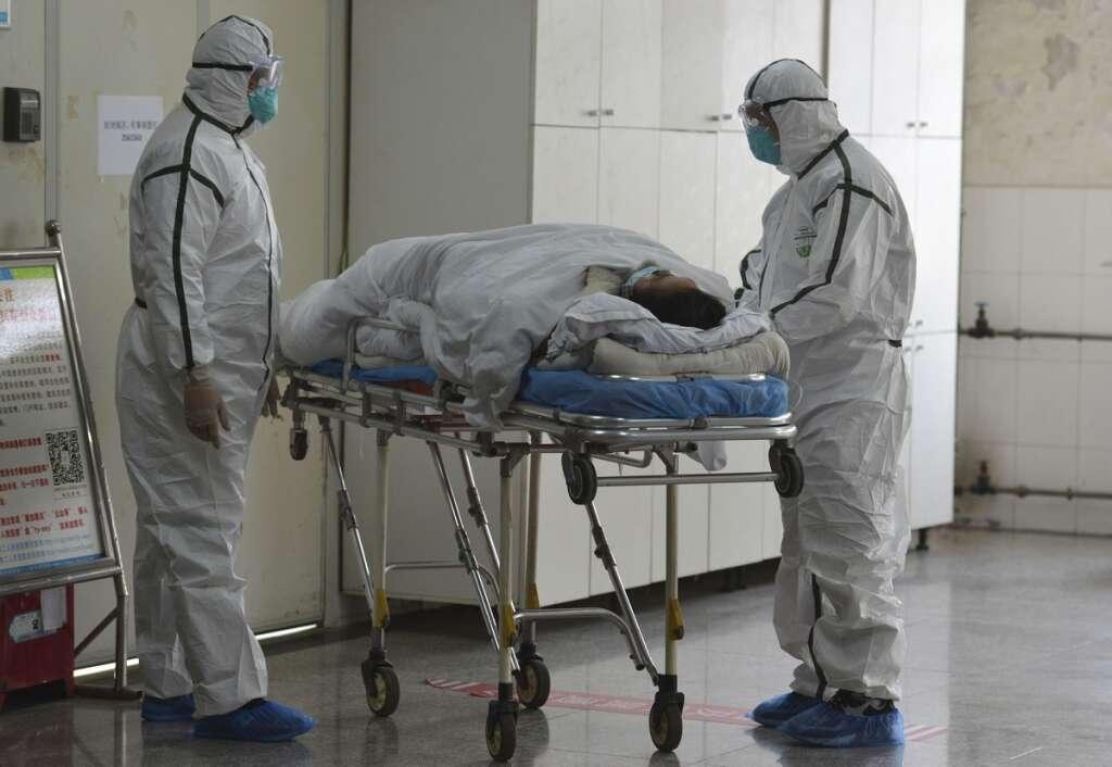 Coronavirus, Death, toll, China, increases, 1,380,