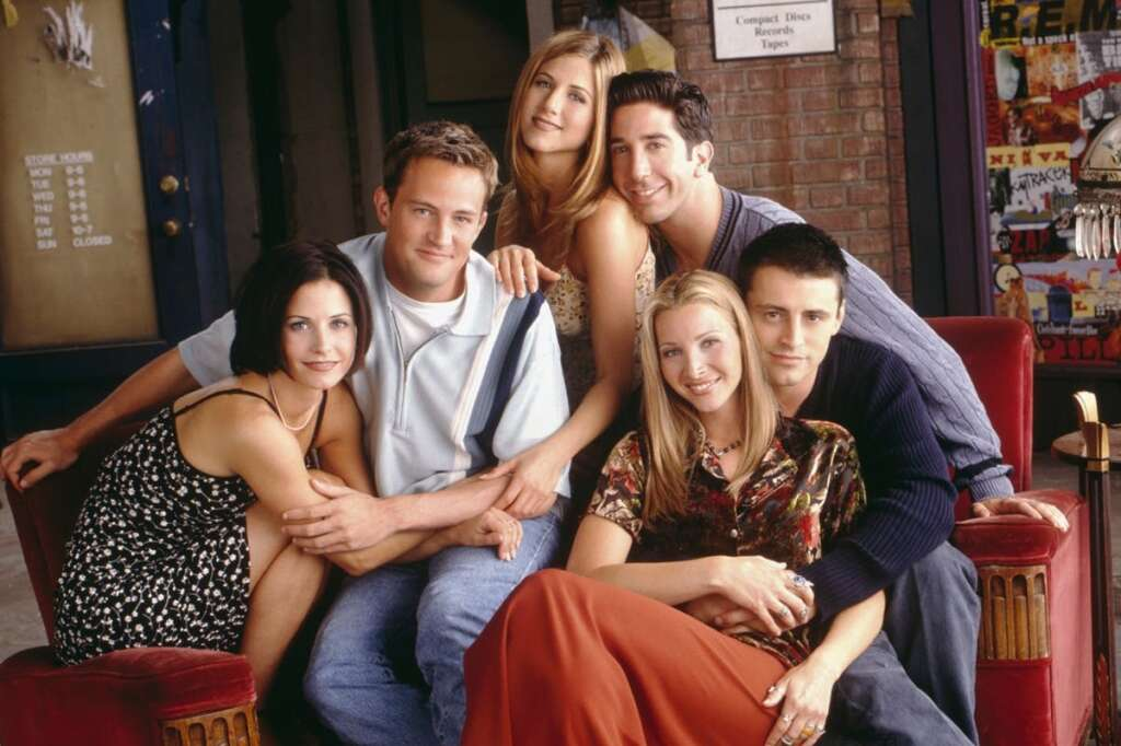 25 years of Friends