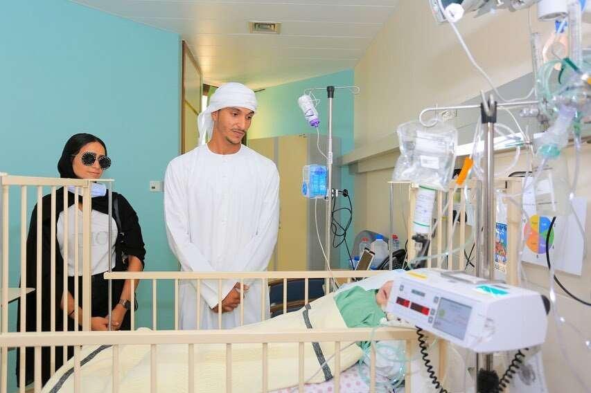 Emirati, daredevil, Khalifa Al Mazroui, Friends of Cancer Patients, adventurer, Elbrus Mountain,