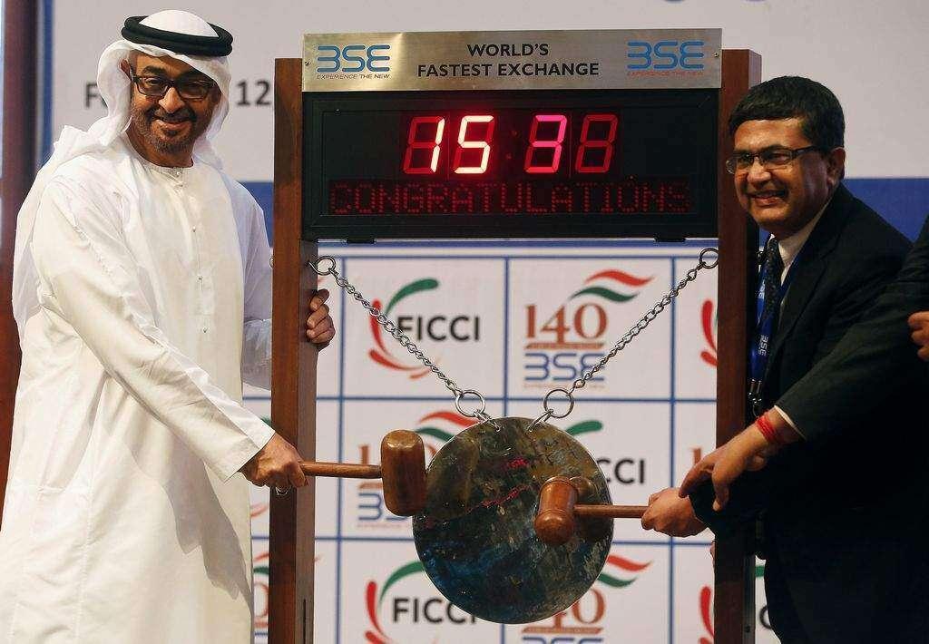 Blog: Mohammed bin Zayed on historic India visit