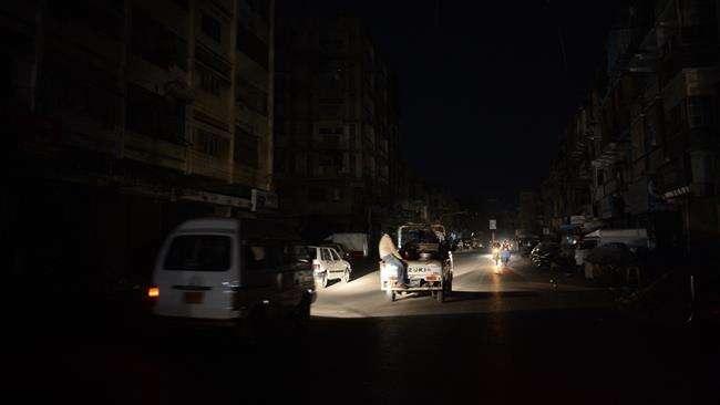Power cuts trigger violent protests across Pakistan