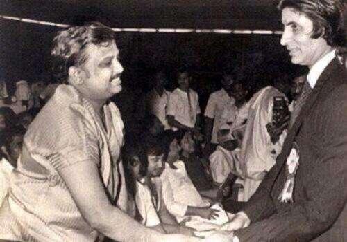 Amitabh Bachchan, SP Balasubrahmanyam, tribute, blog, death, post, Bollywood, singer