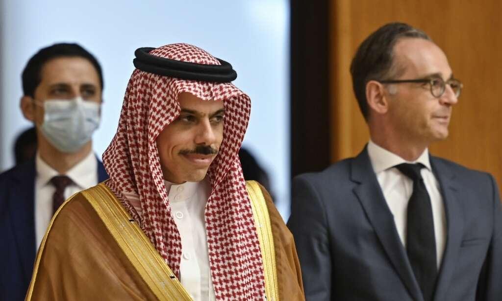 saudi arabia, foreign minister, prince faisal bin farhan, uae, israel, peace, deal, treaty, palestinians