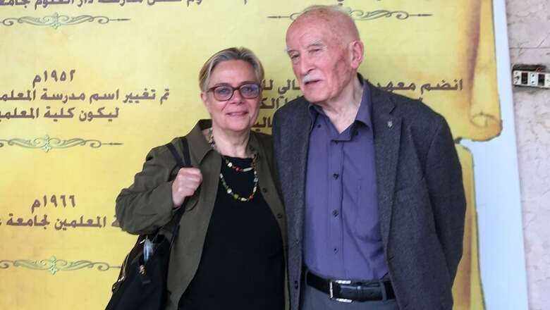 US couple wins Dh1m award for work on Arab culture
