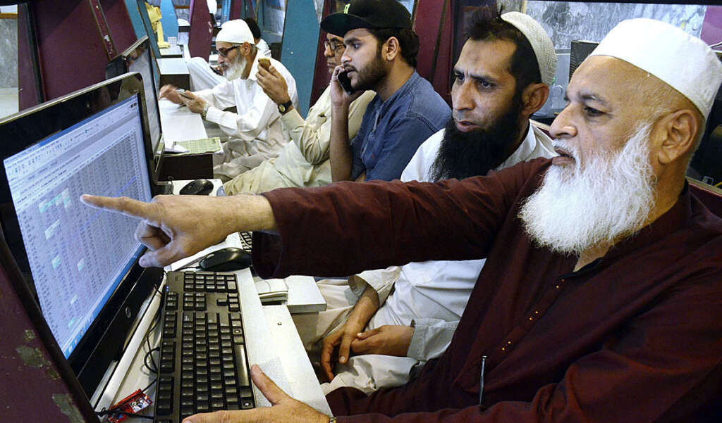 Pakistan stocks gain 10% in 2019