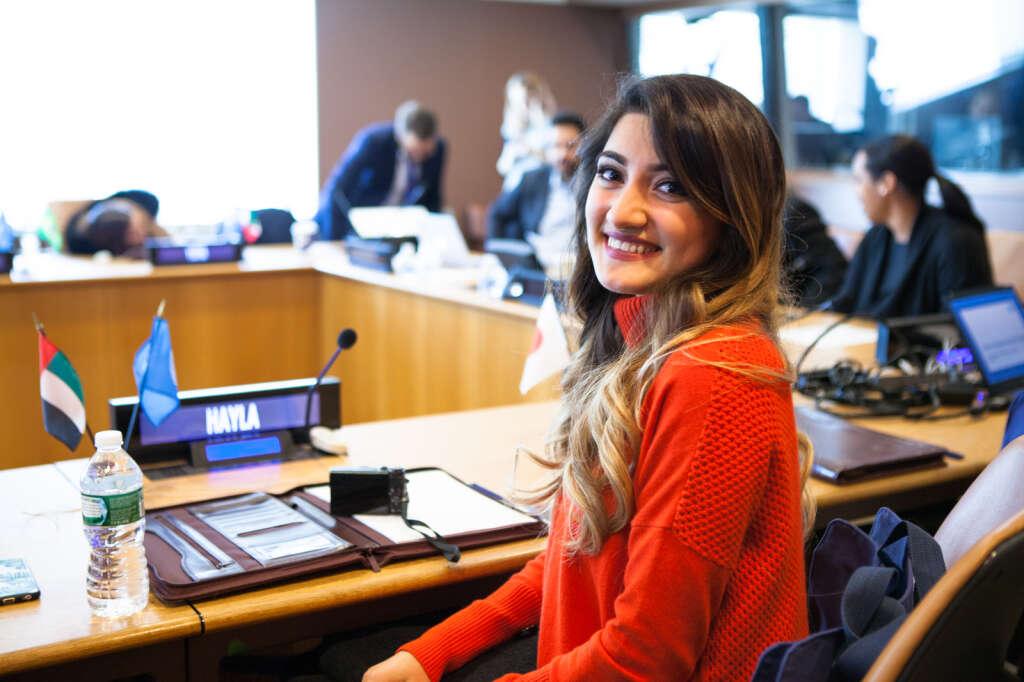 UAE YouTuber to empower women