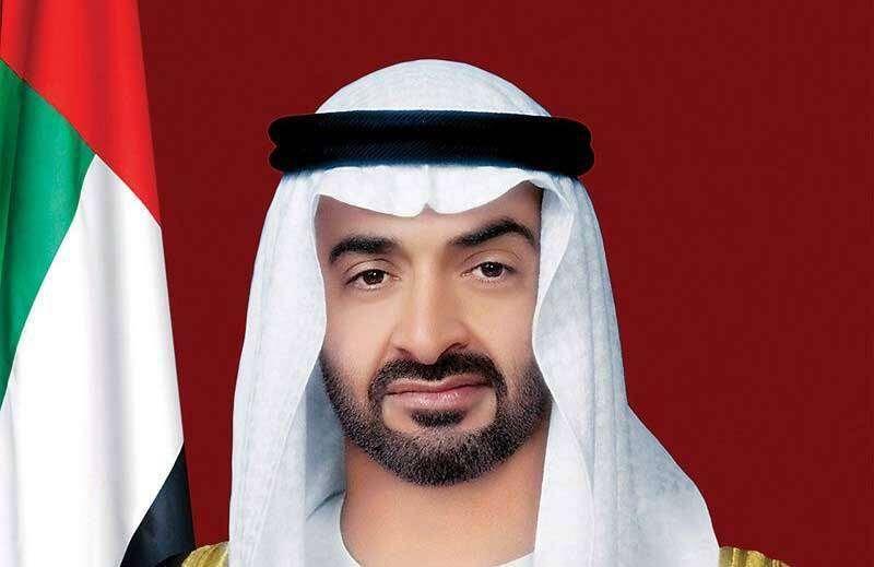 sheikh mohamed bin zayed, coronavirus, china