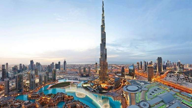 UAE most connected country in the region