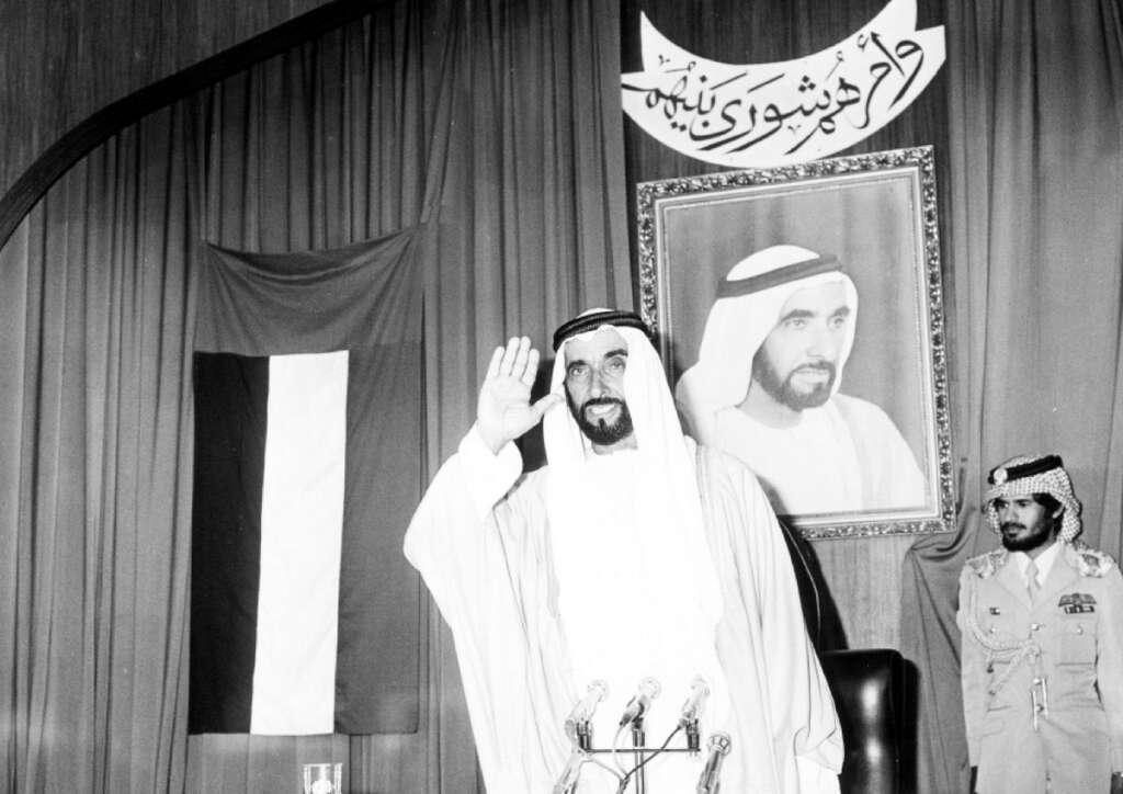 Remembering Sheikh Zayed: The man who built the UAE - Khaleej Times
