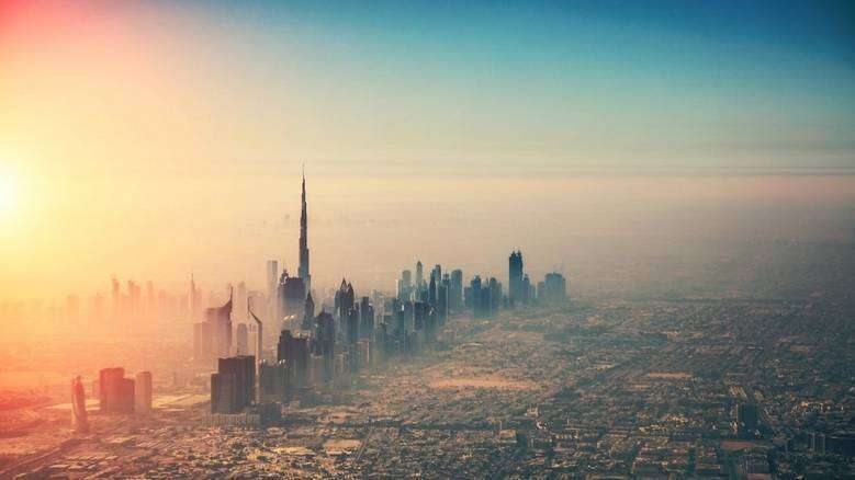 UAE, weather, National Center of Meteorology, fair, partly cloudy, Friday