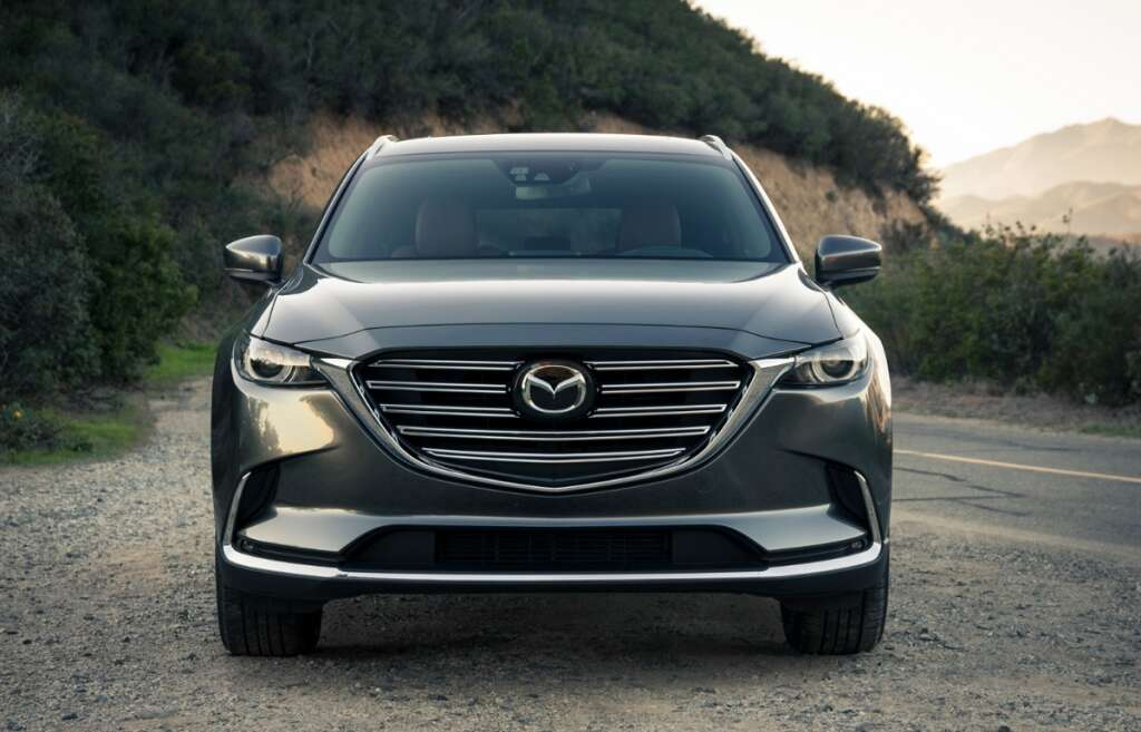 Why Mazda Cx 9 Ticks All The Boxes Of A Perfect Suv Khaleej Times