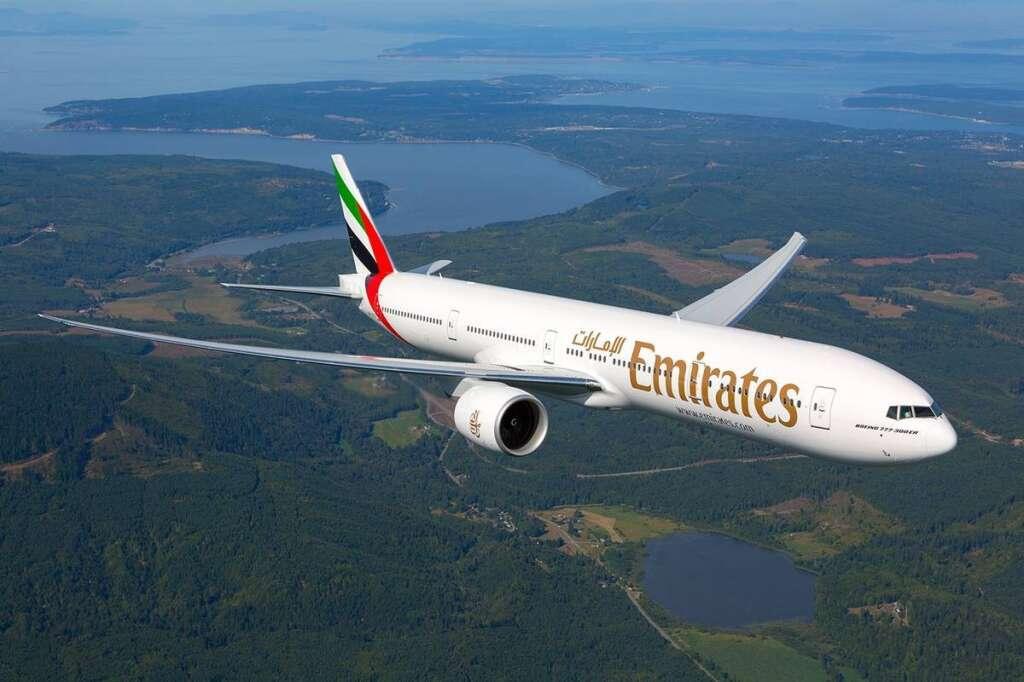emirates plane, airline, aviation, coronavirus, covid-19