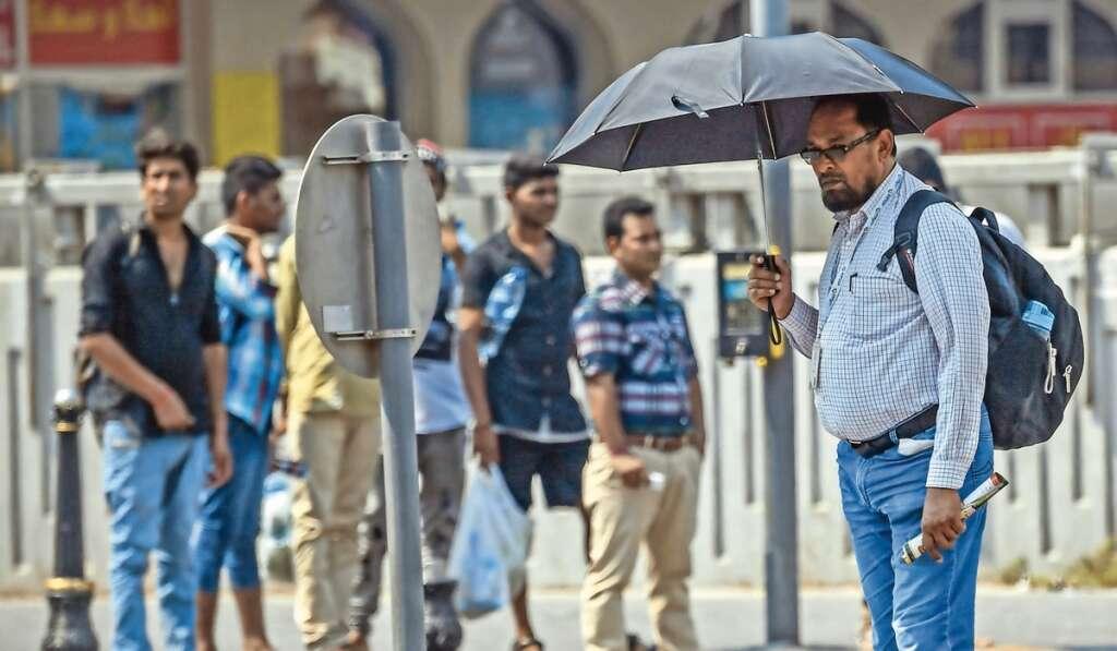 UAE weather, Dubai weather, Dubai News, mist, fog, heat, mercury Gulf News, UAE, Abu Dhabi,