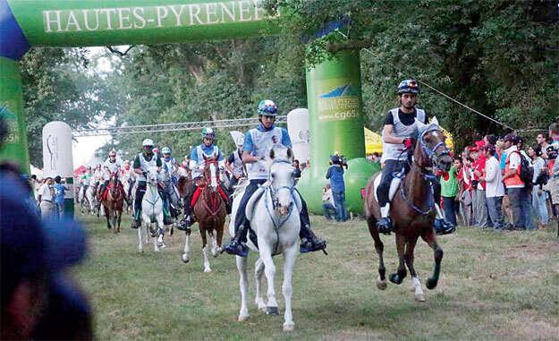 Portugal set for National Endurance show