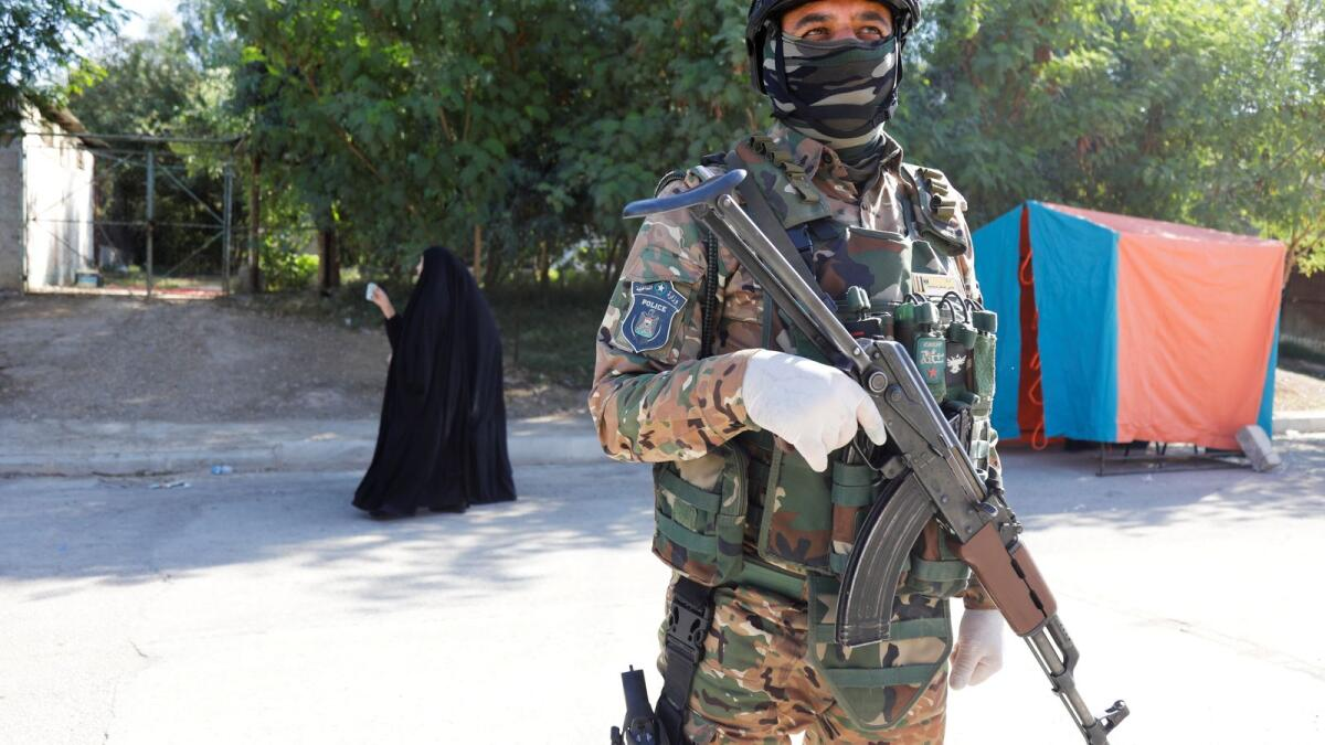 Iraqi forces capture deputy of slain Daesh leader Baghdadi: PM