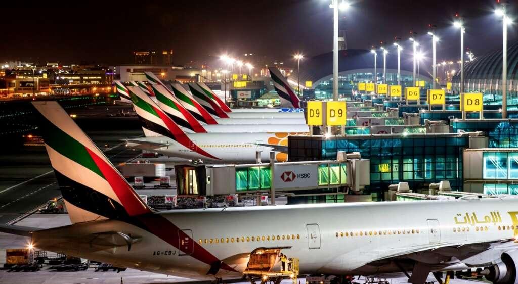 dubai airport, coronavirus, wuhan, passenger screening, thermal screening, china