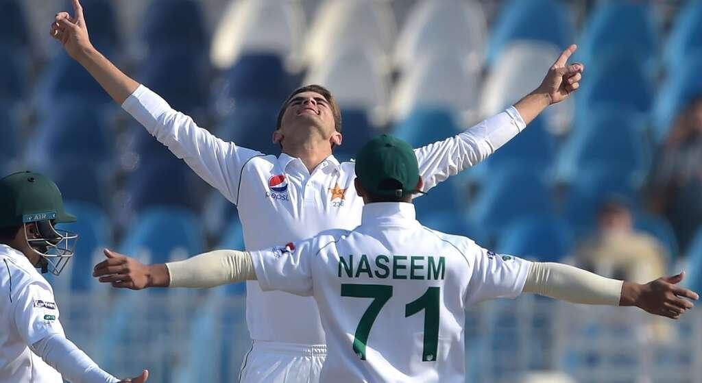 Shaheen helps Pakistan bowl Bangladesh for 233