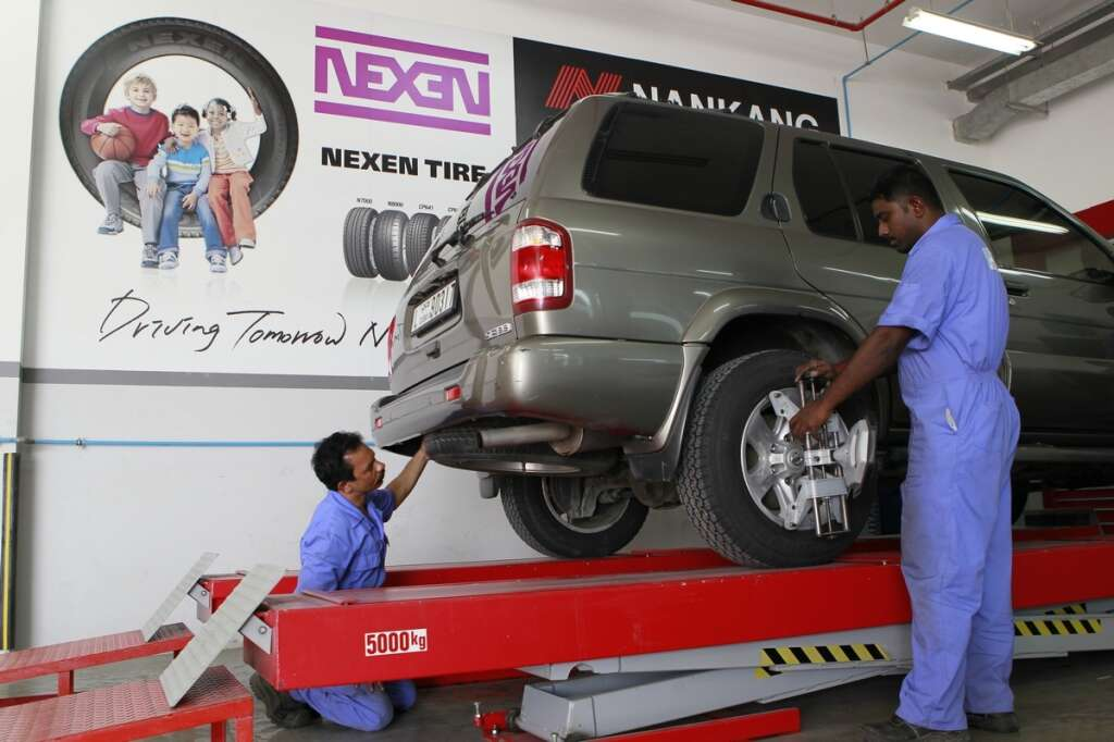 Use certified tyres to ensure safety on roads, says expert