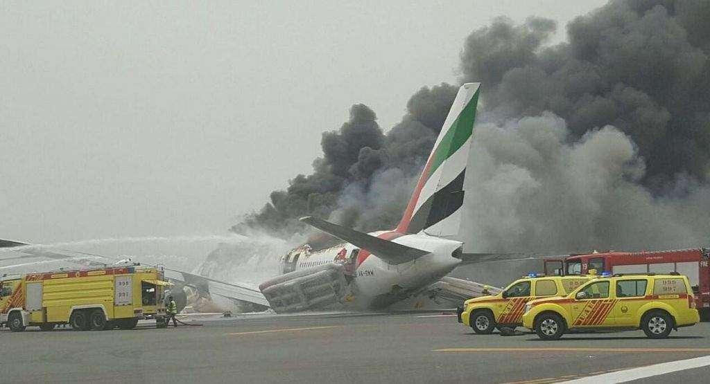 Emirates issues passengers list, 11 Emiratis aboard