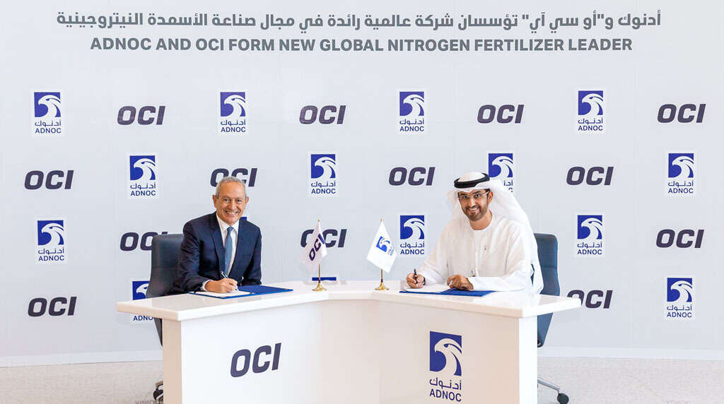 UAE creates fertiliser powerhouse