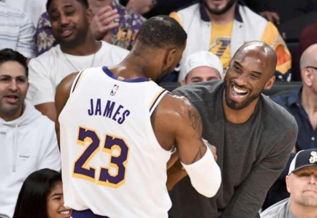 Kobe Bryant, LeBron James , Instagram, Bryant, helicopter crashLakers