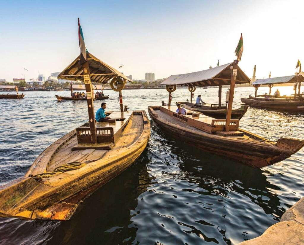 Dubai Creek In Race For Unesco World Heritage Tag Among 30 Other