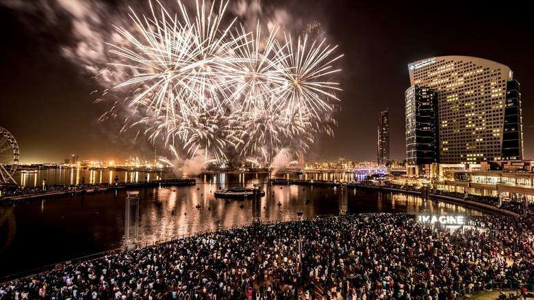 UAE National Day: 4 places to watch fireworks in Dubai
