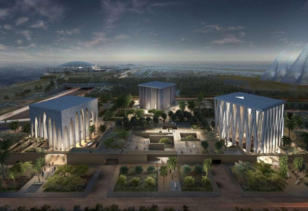 Synagogue, Abu Dhabi, place to learn, tolerance, humanity, Rabbi