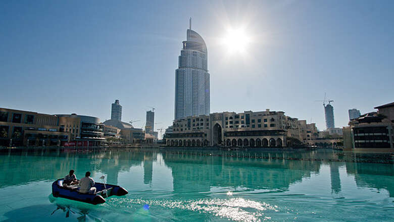 Temperatures set to rise further in UAE today