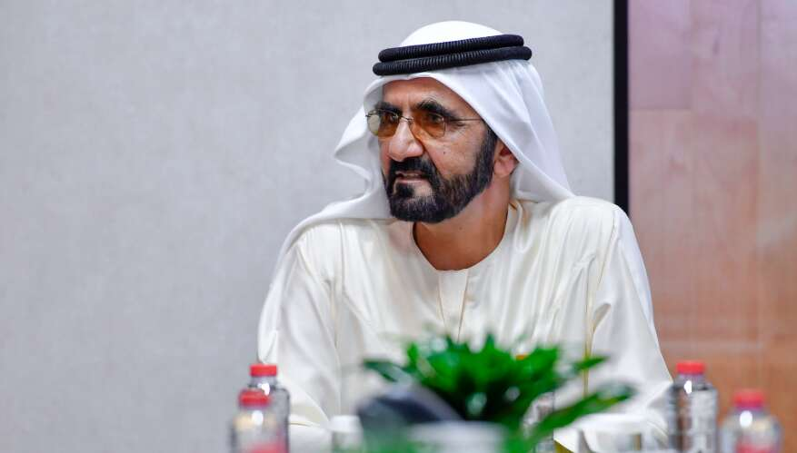 Sheikh Mohammed, announcement, government entities, services, UAE, Federal Authority for Identity and Citizenship, Emirates Post Group, Ministry of Community Development