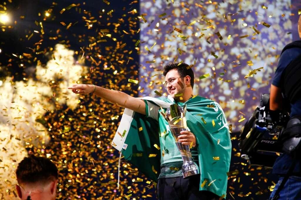 Photos: 18-year-old Saudi gamer wins Fifa eWorld Cup final and $250,000
