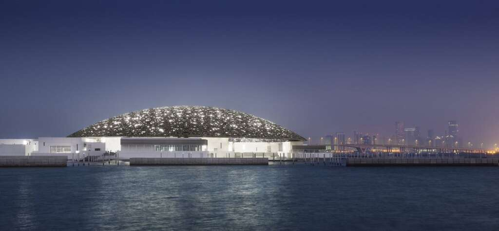 Video: Louvre Abu Dhabi museum opening date announced