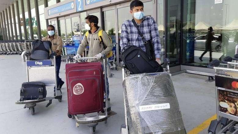 Vande Bharat Mission, India, UAE, repatriation flights