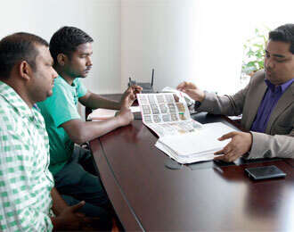 Help at hand for Indian workers in UAE