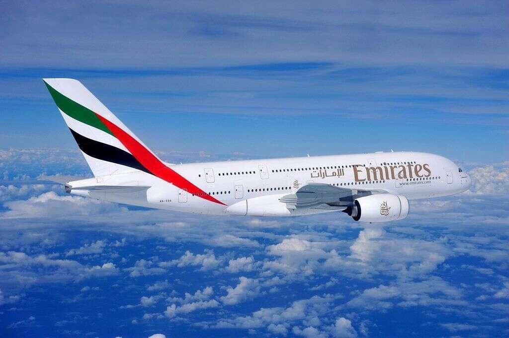Emirates plane diverted to Mumbai