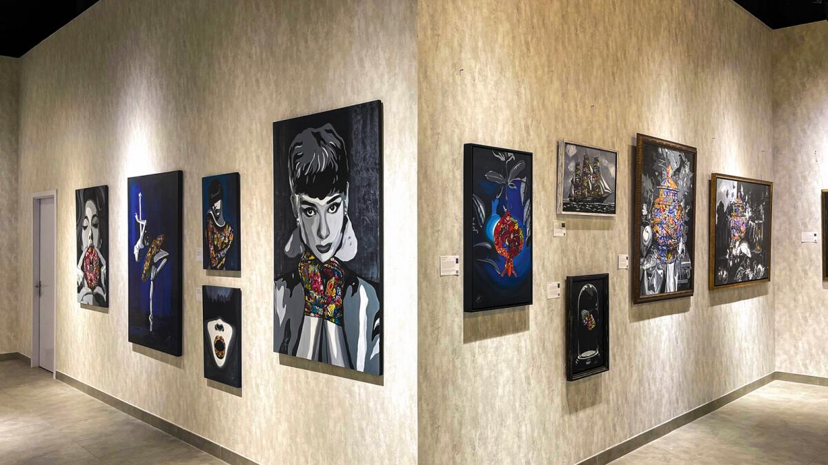 Kristel Bechara Art Gallery
