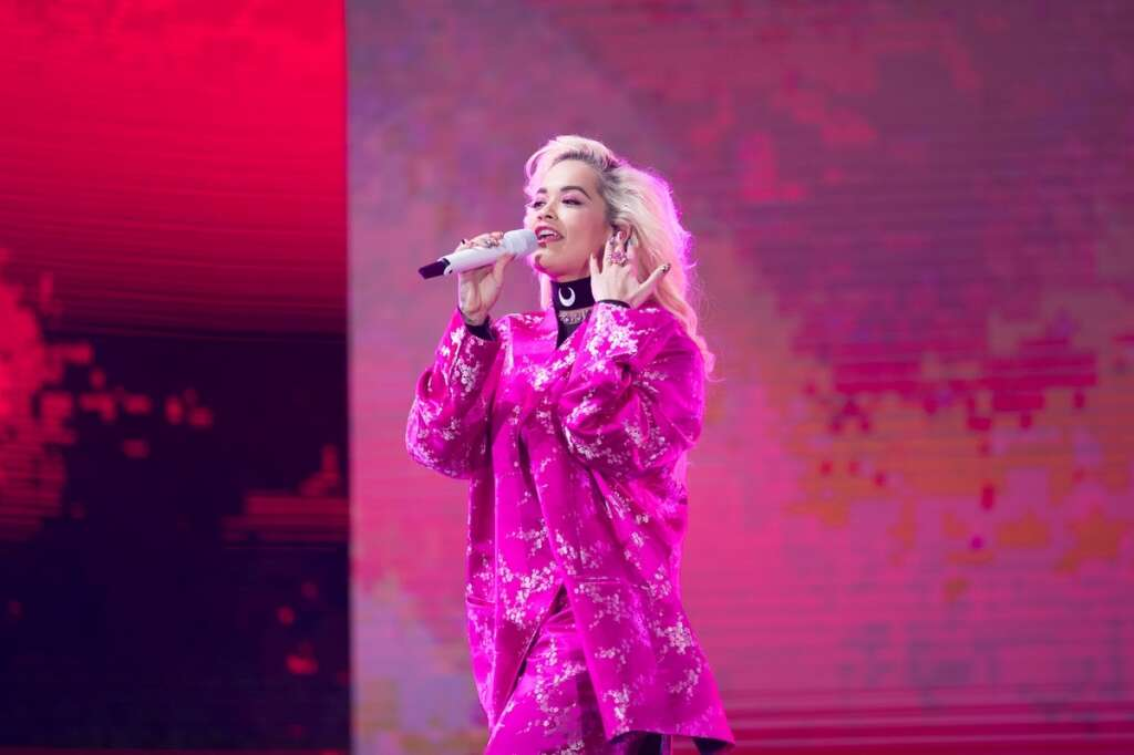 Rita Ora, Little Mix and Liam Payne shine for teachers in Dubai