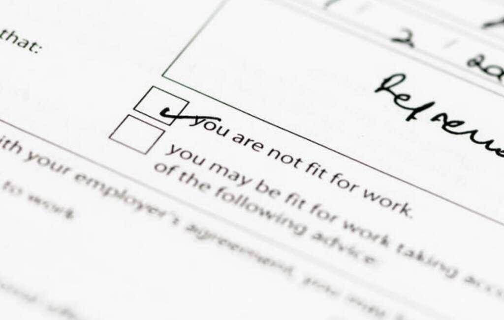 Gamca Medical Unfit Report Validity