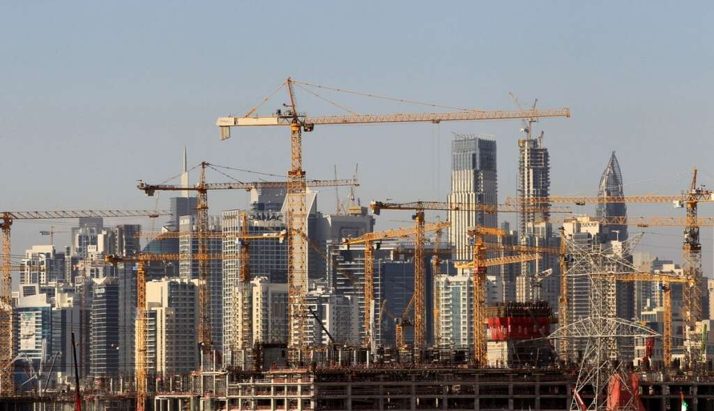 Building boom won't stop - News   Khaleej Times