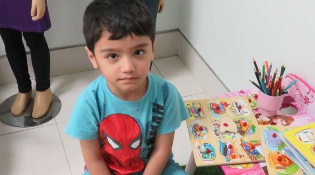 5-year-old found alone at mall in Dubai remains unclaimed