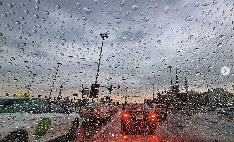 UAE, rain, rainfalls, UAE weather