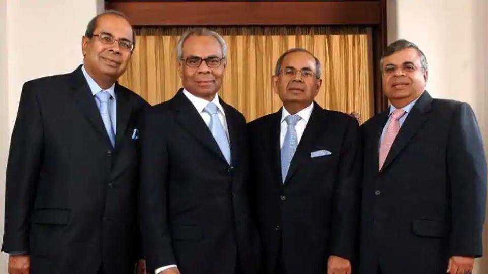 Indian-origin brothers top UK rich list for third time
