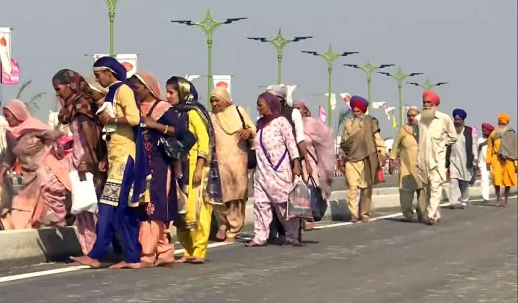 Kartarpur Corridor, pilgrims, Kartarpur Sahib Corridor, Gurdaspur, Gurdwara Darbar Sahib, formally open, Guru Nanak Dev