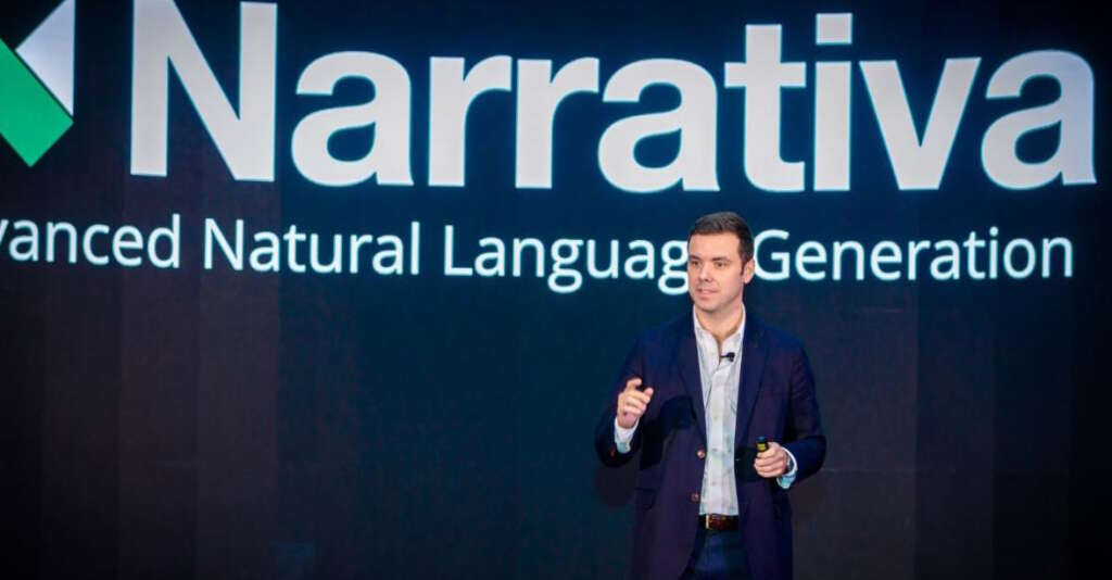 Narrativa — first AI startup to get funded in UAE