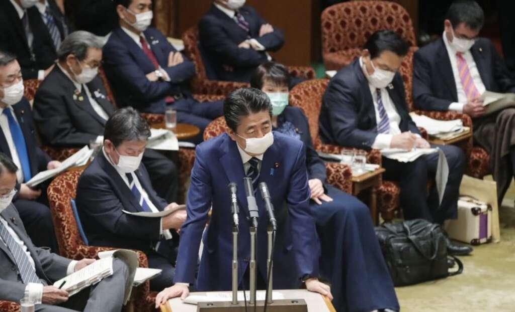Abe, Japan, Shinzo Abe, vote